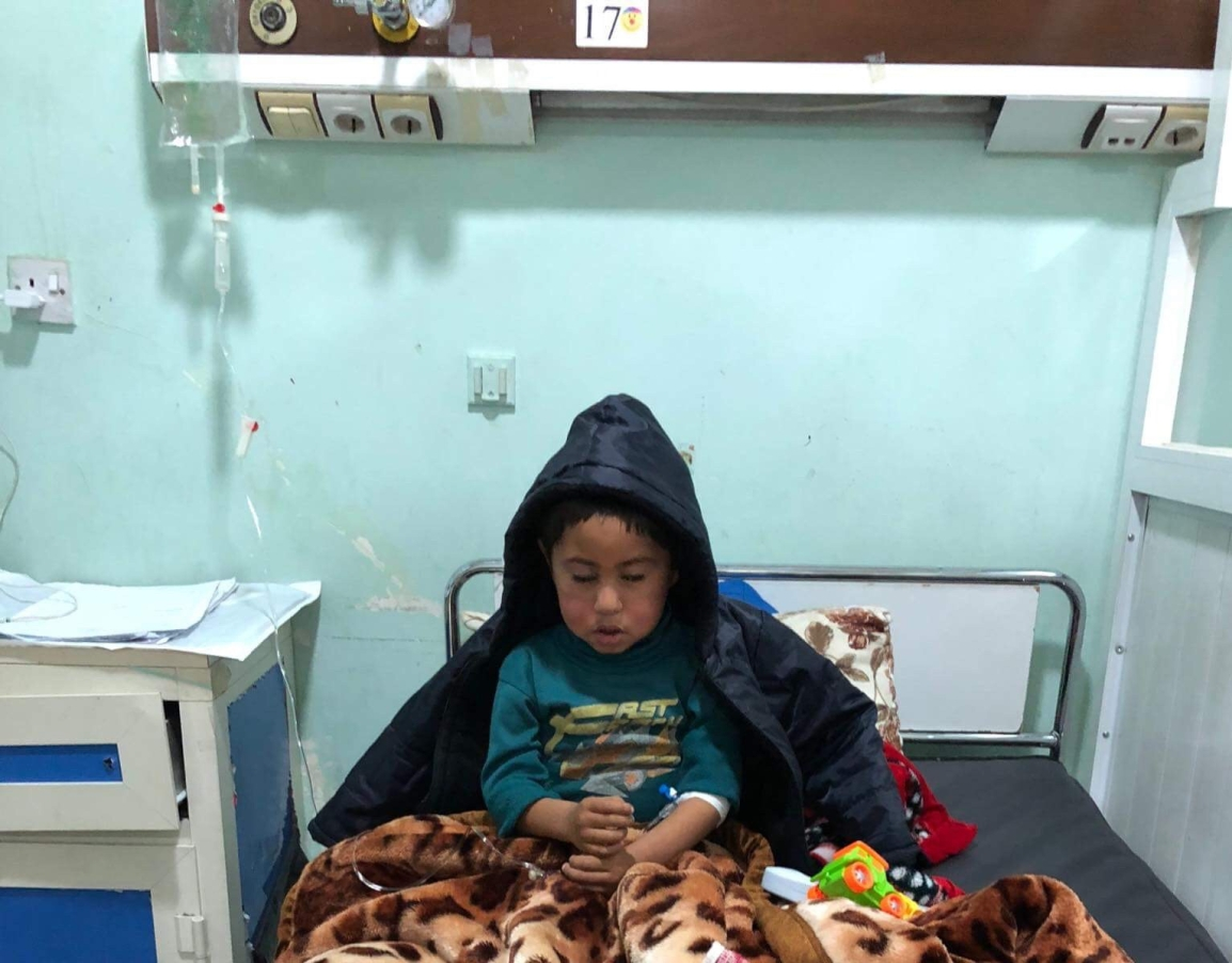MUHAMED – Discharged from Hospital
