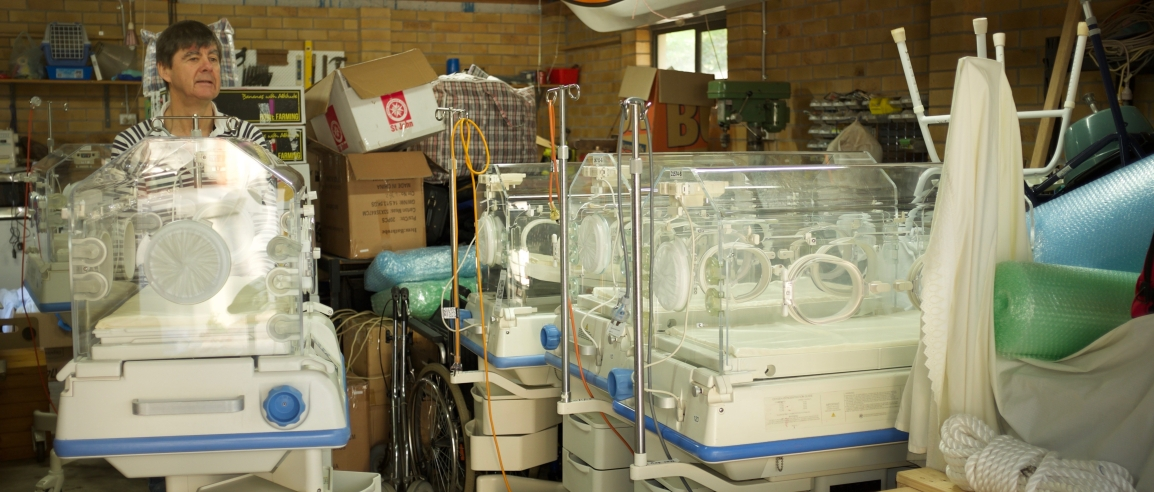 Hospital Equipment for Iraq