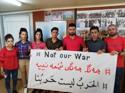 JHK Bajed Kandala_Not our war